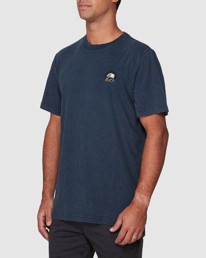 2 Screamin Eagle Short Sleeve Tee  R107043 RVCA