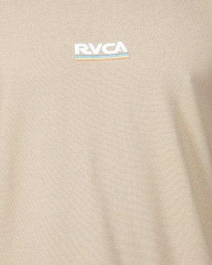 4 Attacker Short Sleeve Tee  R107056 RVCA