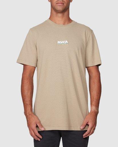 1 Attacker Short Sleeve Tee  R107056 RVCA