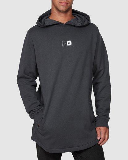 0 Upside Pullover  R107154 RVCA