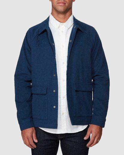 1 RVCA Cairo Jacket  R107437 RVCA