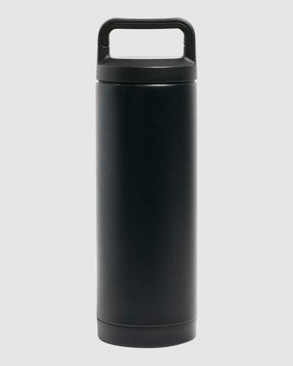 2 Rvca 600 Ml Bottle Black R115604 RVCA
