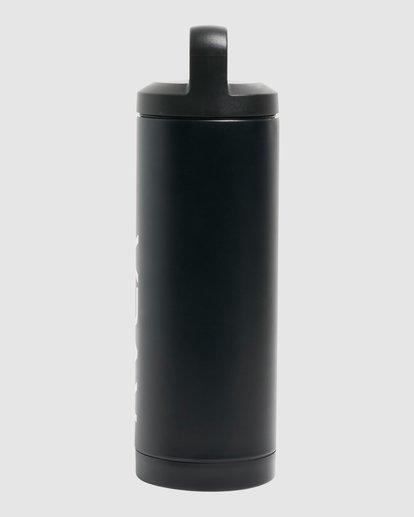 1 Rvca 600 Ml Bottle Black R115604 RVCA