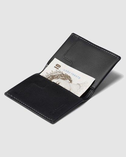 1 Bellroy X RVCA Slim Sleeve Black R117602 RVCA