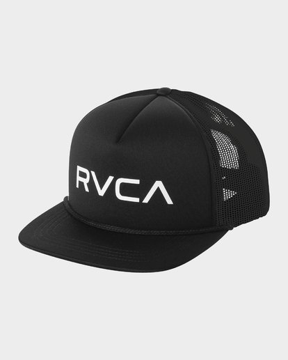 1 RVCA Trucker Cap  R121606 RVCA