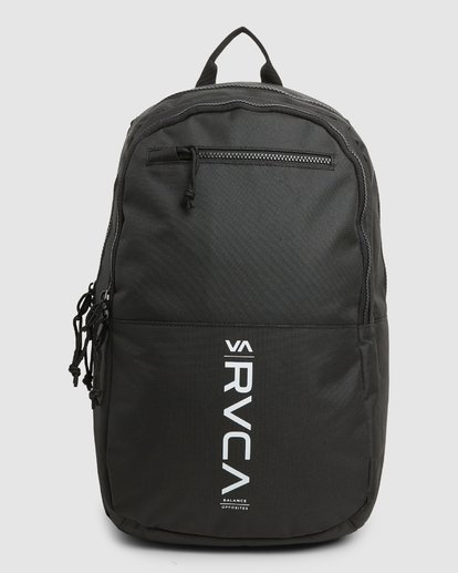 0 Rvca Down The Line Backpack Black R192451 RVCA
