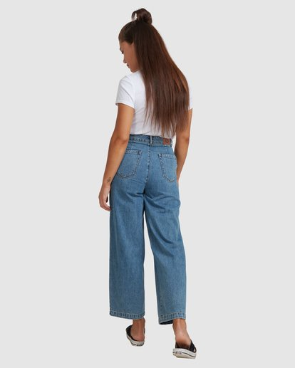 3 Fresh Prince Pants Blue R207277 RVCA
