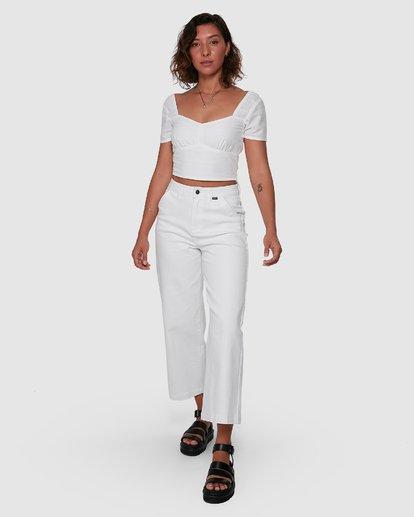 0 Fresh Prince Pants White R207277 RVCA