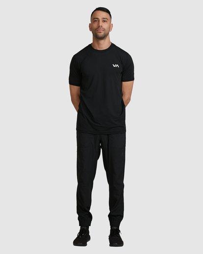 4 YOGGER PANTS Black R307275 RVCA