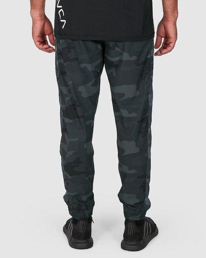 5 YOGGER PANTS Camo R307275 RVCA