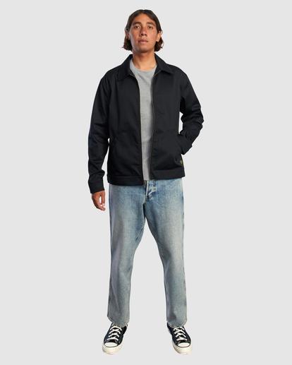4 Day Shift Jacket Black R315434 RVCA