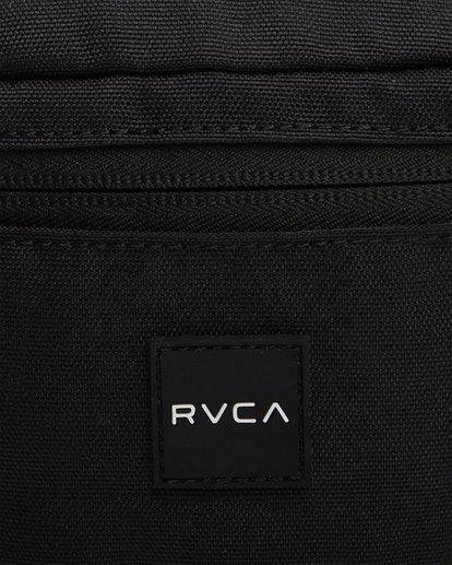 4 RVCA Waist Pack II Black R317601 RVCA