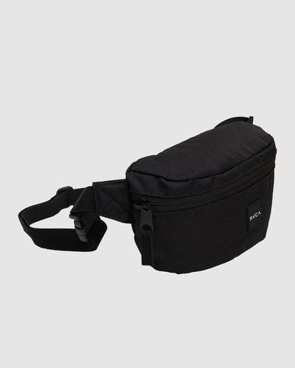 0 RVCA Waist Pack II Black R317601 RVCA