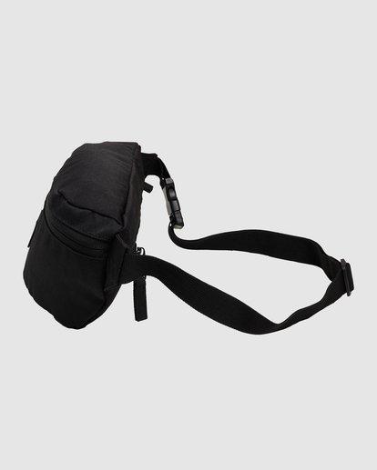 2 RVCA Waist Pack II Black R317601 RVCA