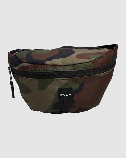 1 RVCA Waist Pack II Camo R317601 RVCA