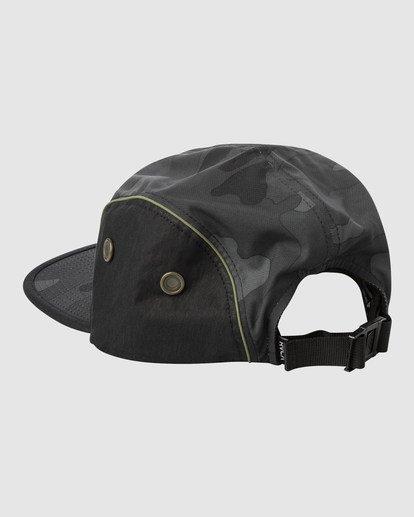 2 YOGGER CAP Camo R318564 RVCA