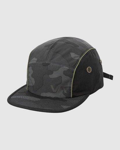 0 YOGGER CAP Camo R318564 RVCA