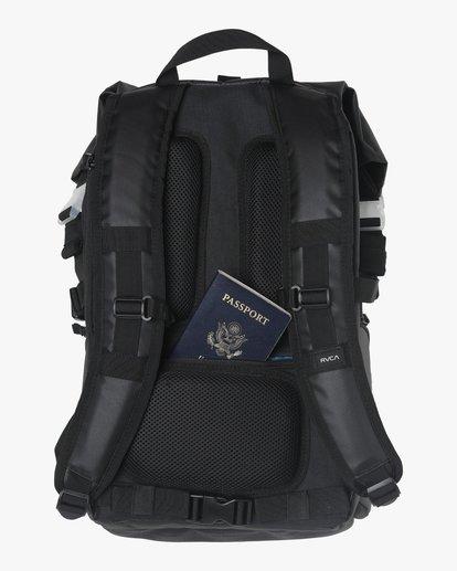 3 ZAK NOYLE CAMERA BAG II Black R391460 RVCA