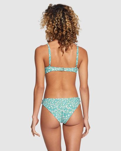 2 Sweet Escape Balconette Bikini top Green R415808 RVCA
