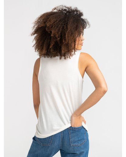 2 Thorns - T-Shirt pour Femme Blanc S3SGRARVP0 RVCA