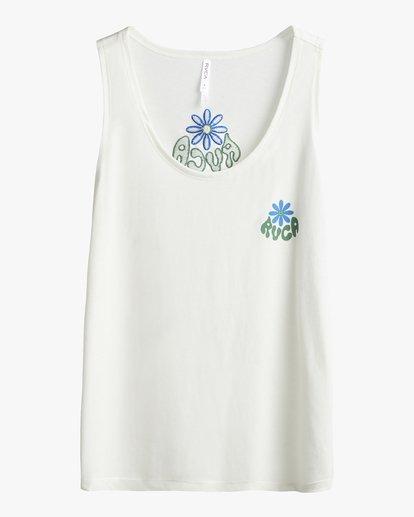 2 Happy Days - T-Shirt pour Femme Blanc S3SGRBRVP0 RVCA
