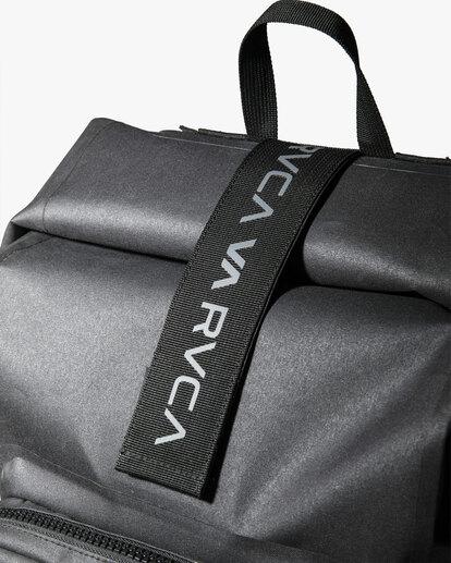 2 Weld Pack - Technical Roll-Top Backpack for Men Black S5BPRBRVP0 RVCA