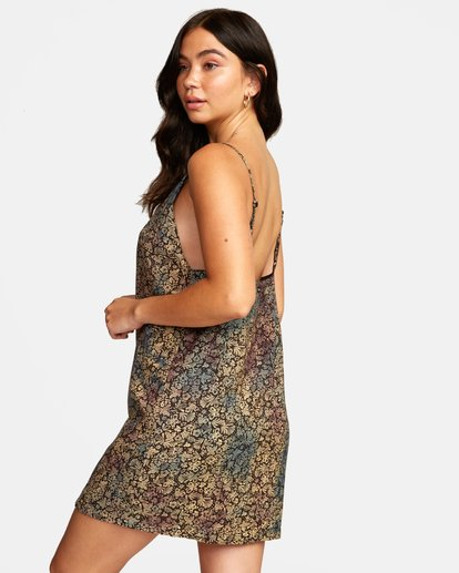 3 Michelle Blade Aaron Wash - Robe pour Femme Bleu T3DRRLRVS0 RVCA