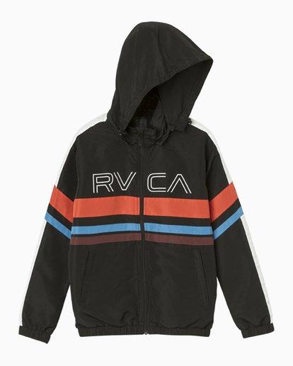 4 VA Team Jacket Grey T701QRTE RVCA
