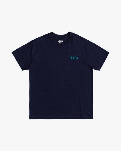 1 Superblast Tarot - T-Shirt for Men Blue U1SSSVRVF0 RVCA