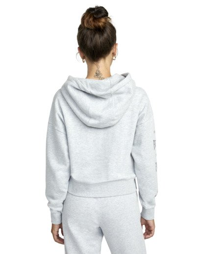 1 Everlast Sport - Sweat à capuche pour Femme Gris U4HOEBRVF0 RVCA