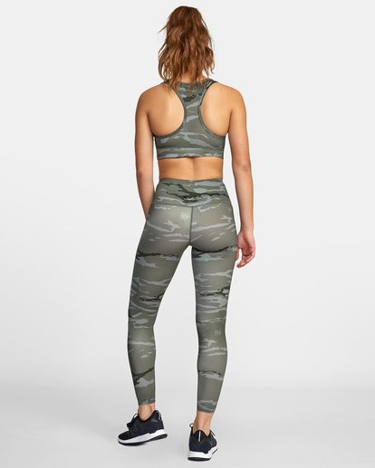 1 DPM - Legging pour Femme Multicouleurs U4PTWFRVF0 RVCA