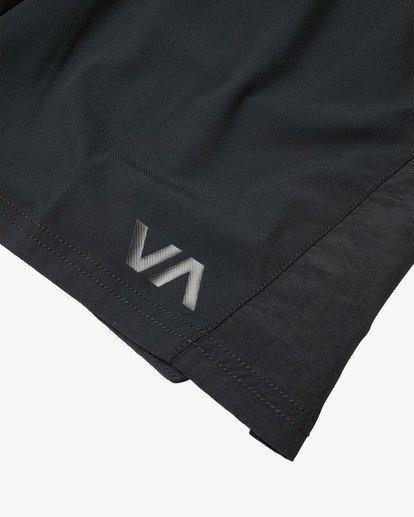"13 YOGGER FLEX 19"" Short Black V2123RYA RVCA"