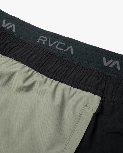 """14 YOGGER FLEX 19"""" Short Multicolor V2123RYA RVCA"""