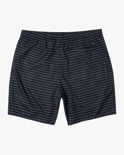 """1 Yogger IV Athletic Shorts 17"""" Black V2133RYG RVCA"""