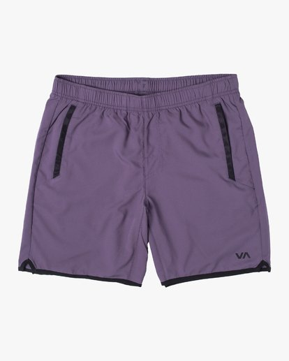 "0 Yogger IV Athletic Shorts 17"" Multicolor V2133RYG RVCA"