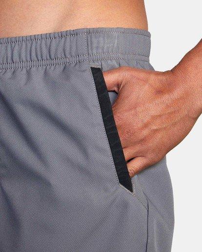 """8 Yogger IV Athletic Shorts 17"""" Grey V2133RYG RVCA"""