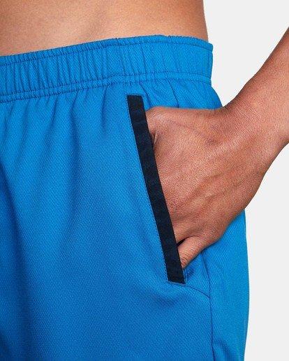 """9 Yogger IV Athletic Shorts 17"""" Black V2133RYG RVCA"""