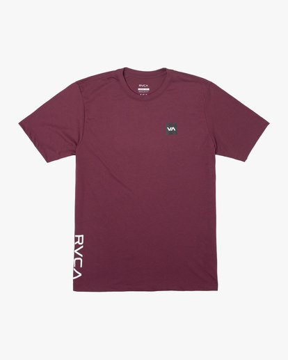 0 RVCA 2X Workout Shirt Green V4041RRX RVCA