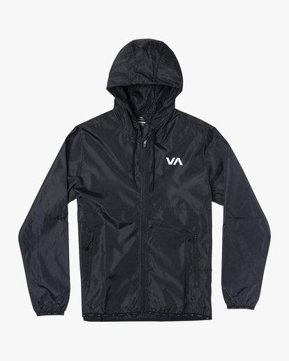 0 HEXSTOP V SPORT JACKET Black V7053RHE RVCA