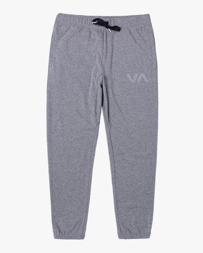 0 SWIFT SWEATPANT Grey VJ301SWT RVCA