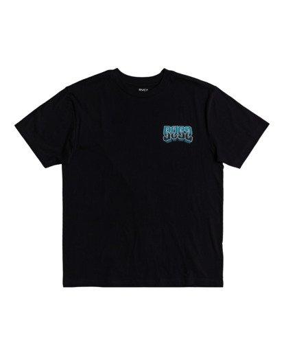 1 Martin Ander Adrestia - T-shirt pour Homme Noir W1SSRDRVP1 RVCA