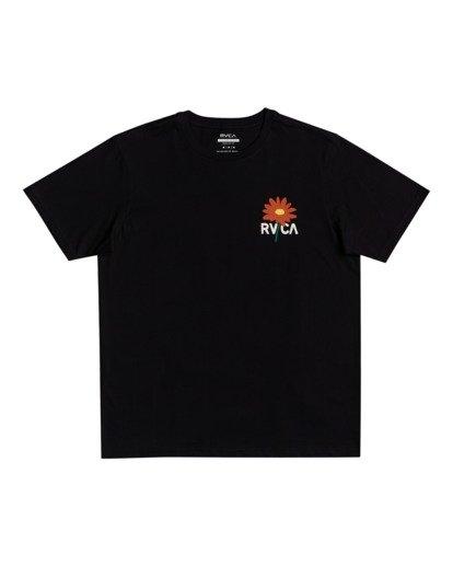 1 Breakout - T-shirt pour Homme Noir W1SSRKRVP1 RVCA
