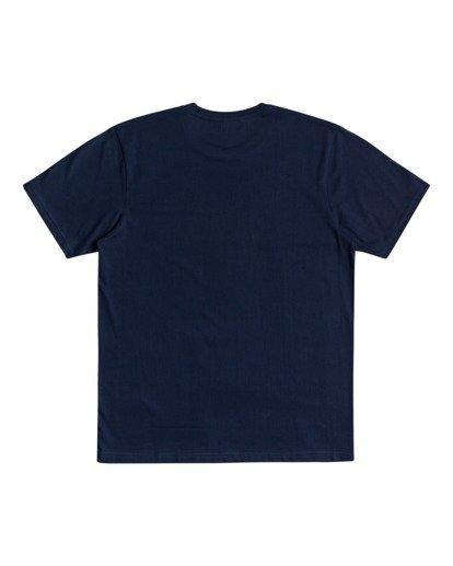 1 Vibes - T-shirt pour Homme Bleu W1SSRURVP1 RVCA