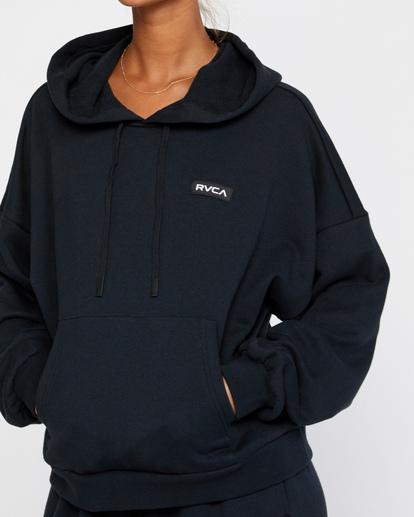 2 VA Essential - Sweat à capuche pour Femme Noir W4HOWCRVP1 RVCA
