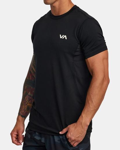 4 Sport Vent - Haut de sport pour Homme Noir W4KTMBRVP1 RVCA