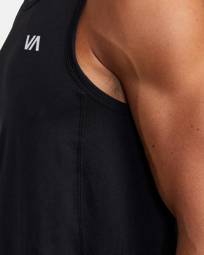 8 Sport Vent - Haut de sport pour Homme Noir W4KTMCRVP1 RVCA