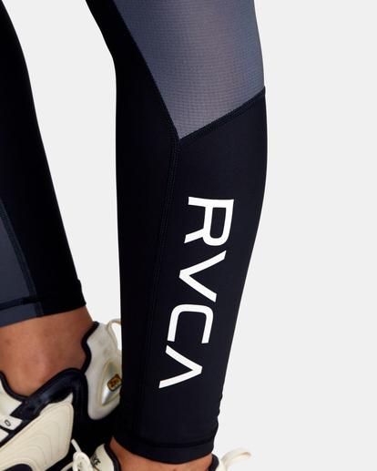 8 Compression - Legging de sport pour Femme Noir W4PTWHRVP1 RVCA