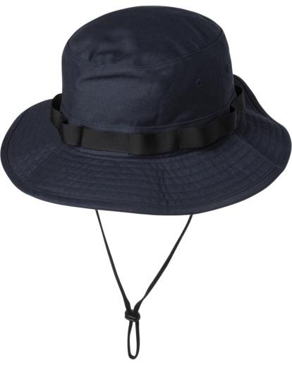 1 Recession Collection Dayshift - Chapeau safari pour Homme Bleu W5HTRBRVP1 RVCA