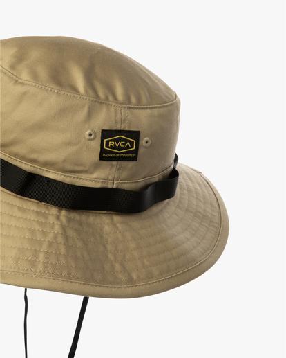 2 Recession Collection Dayshift - Chapeau safari pour Homme Vert W5HTRBRVP1 RVCA