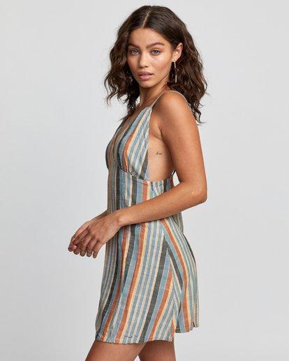 2 MELLOW DRESS Grey WD153RME RVCA